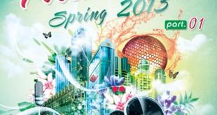 DJ Kix – Fresh House Spring 2013 Part.1