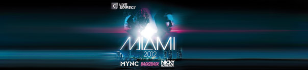 Fly Eye Records and Cr2 Present Miami 2012 @ Mansion - WMC 2012 Miami