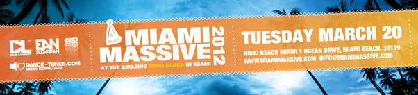 Miami Massive 2012 - WMC 2012 Miami
