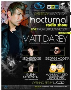 Nocturnal WMC Special Live At Space Miami 2011