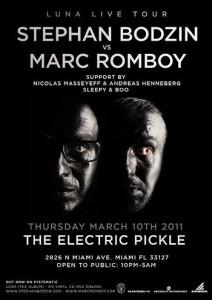 Electric Pickle WMC Miami (08-03-2011)