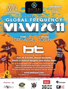 Global Frequency Miami 2011