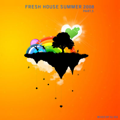 DJ Kix - Fresh House Summer 2008 Part.5