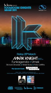 Toolroom Knights Space Miami (25-03-2011)