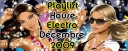 Playlist House Electro Décembre 2009