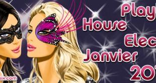 Playlist House Electro Janvier 2014