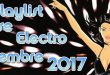 Playlist House Electro Septembre 2017