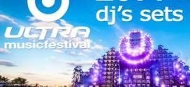 Ultra Music Festival 2014 Miami DJ Sets