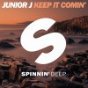 Junior J – Keep It Comin' (Extended Mix)