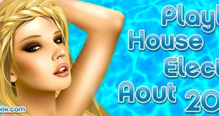 Playlist House Electro Aout 2013