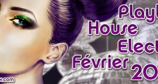 Playlist House Electro Février 2015