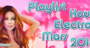 Playlist House Electro Mars 2014