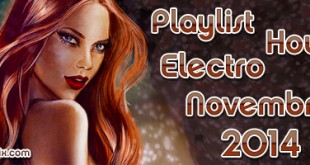 Playlist House Electro Novembre 2014