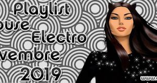 Playlist House Electro Novembre 2019
