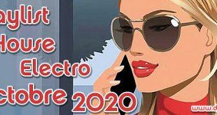 Playlist House Electro Octobre 2020