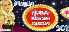 Playlist House Electro Septembre 2012